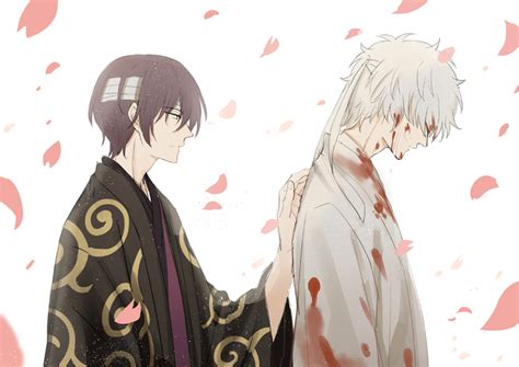 anime samurai hairstyles gintama silver soul image 1929553 zerochan anime