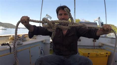 boat knots youtube when to tie which knot on a boat youtube