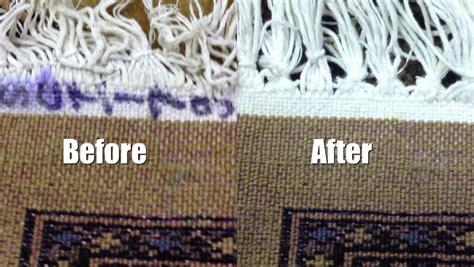 rug fringe replacement and rug repair rug spa