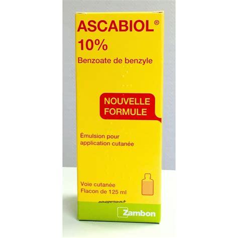 ascabiol contre la gale pharmacie en ligne