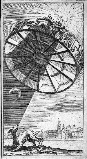 Wheel of Fortune - Black Plague | Simbologia alquimia
