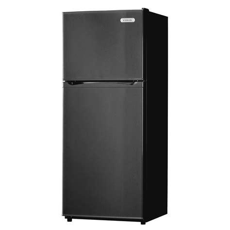 vissani refrigerator 9 9 cu ft top freezer refrigerator