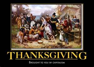 real meaning of thanksgiving capitalism vs communism b on the