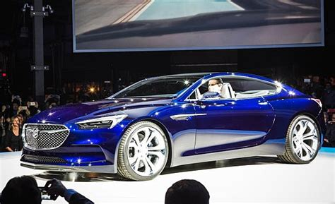 2019 Buick Sports Car by 2017 Buick Avista Price Concept Release Date