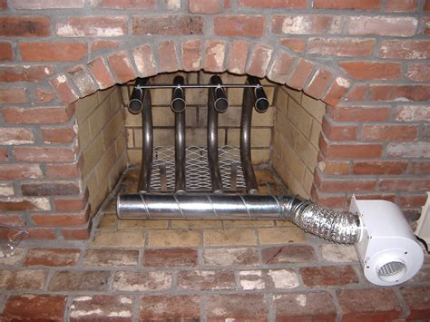 Fireplace Heat Exchangers by Fireplace Furnaces 120 000 Btu Wood Burning Fireplace