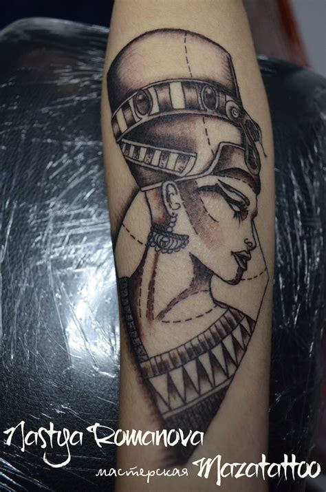 nefertiti tattoo designs nefertiti портрет маска лицо восток