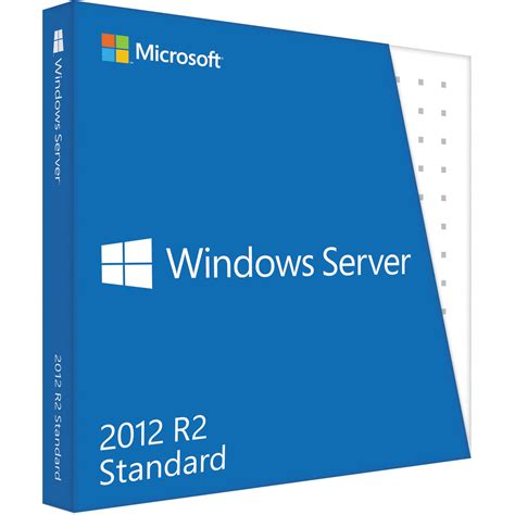 Microsoft Windows Server image gallery server 2012 r2