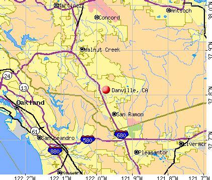 opinions on danville california