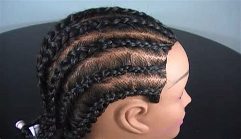 how to twist on scalp scalp braids hairstyles