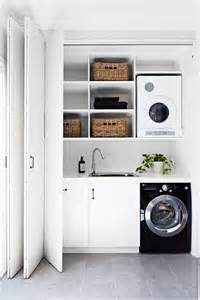 Best Pull Out Kitchen Faucets 40 small laundry room ideas and designs renoguide