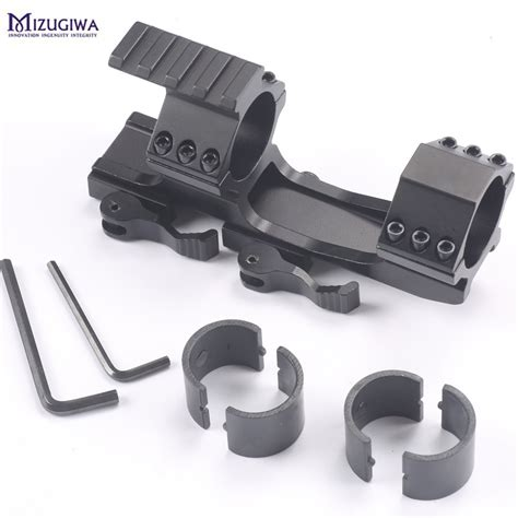 Mounting Od 30 Mm Rell tactical qd release scope scope mount 1 25mm 30mm dual ring cantilever cantilever heavy