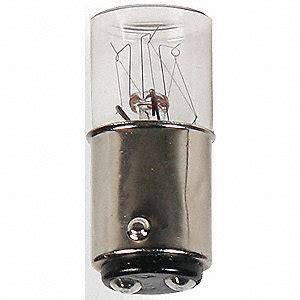 edwards signaling 5 watts miniature incandescent bulb, t3