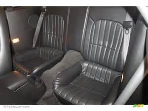 2000 chevrolet camaro z28 convertible rear seat photos