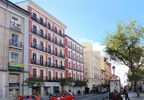 madrid appartments contempor 225 neo apartment apartment in madrid for 5 people
