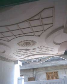 pop design for hall without false ceiling and latest