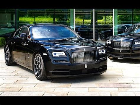 roll royce ghost all black rolls royce ghost black badge review interior
