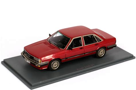 Audi 200 5t by 1 43 Audi 200 5t Typ 43 Rot Met Neo Scale Models 44320