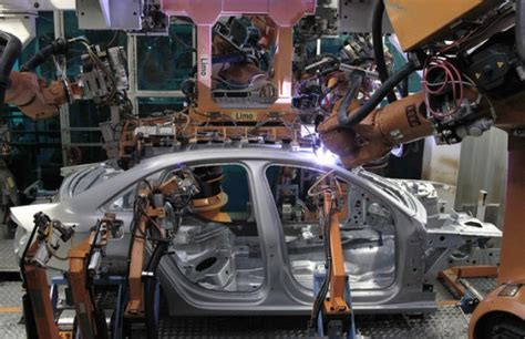 car factory car factory tour see a bmw 3 series getting made