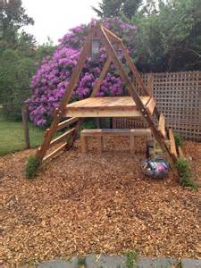 modern play structure forts playhouses