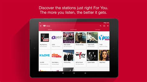 iheart apk iheartradio free radio for pc