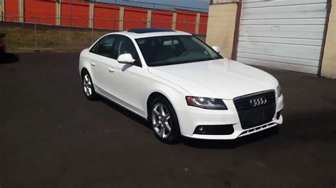 Are All Audi A4 Awd by 2009 Audi A4 2 0t Quattro Awd Sedan For Sale In