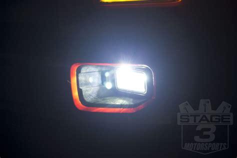 2015 f150 led fog lights 1999 2015 f150 diode dynamics led h10 fog lights installed