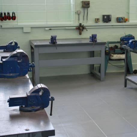 Werkstatt Bodenfliesen by Der Widerstandsf 228 Hige Pvc Werkstattboden