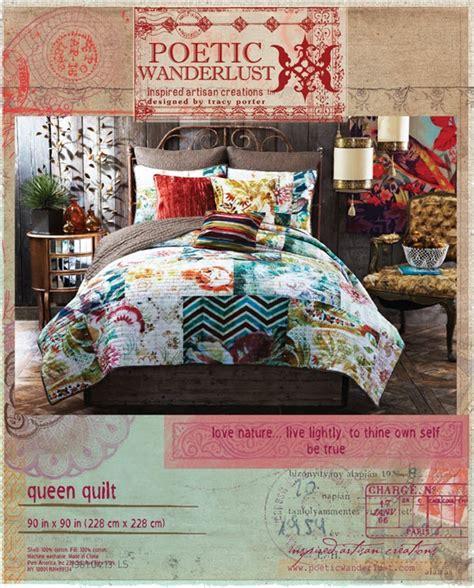 wanderlust bedding 184 best artisan creations tracy porter poetic wanderlust