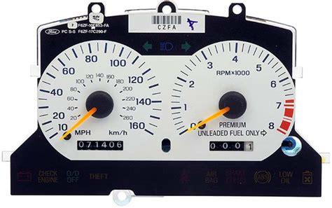 automotive repair manual 2002 ford mustang instrument cluster 1996 1998 ford mustang svt cobra instrument cluster repair