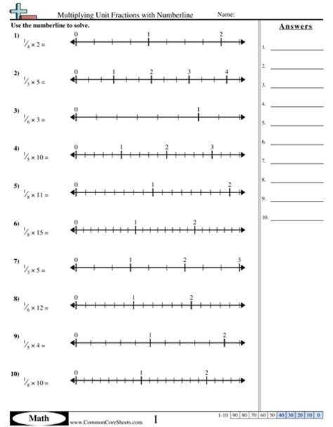 Fractions On A Number Line Worksheet by Improper Fractions On A Number Line Worksheet Search