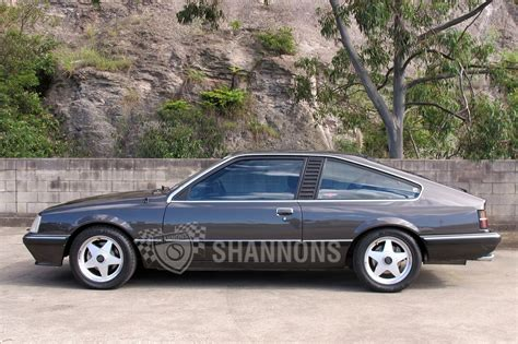 opel monza hdt prototype coupe auctions lot  shannons