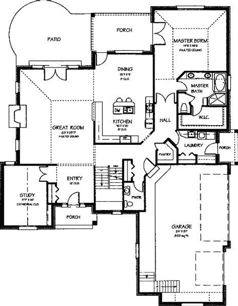 home floor plan legend 3 bedroom 2 bath traditional house plan alp 05hy
