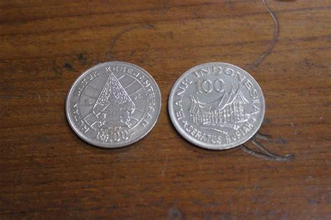 Paket B Koin Mahar 17 Rupiah jual uang koin kuno lama untuk mahar 100 rupiah 1978