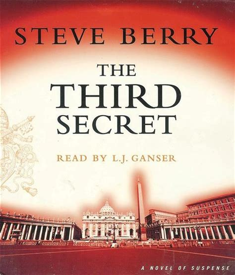 sealed with a secret a wish novel books the third secret by steve berry new audio book cd