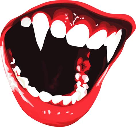 cool decals cool teeth vinyl car laptop sticker decal