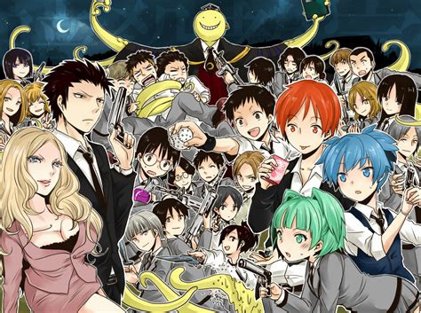 assassination classroom two quarters listed for quot assassination classroom quot bentobyte