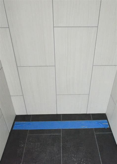 Opposite Of Floor What To Do About The Tile In The Master Shower Leonhouse