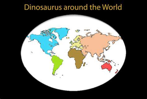 Find Around The World Dinosaur Museums Around The World