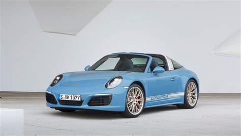 Porsche 911 Limited Edition by Porsche 2016 911 Targa 4s Exclusive Design Edition