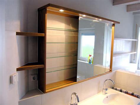 spiegelschrank mit schiebet 252 ren schreiner burkhardt
