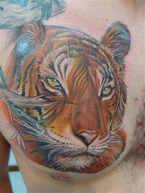 60 tatuagens de tigres semana oriental