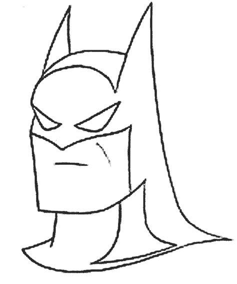 dibujos colorear batman plantillas colorear batman
