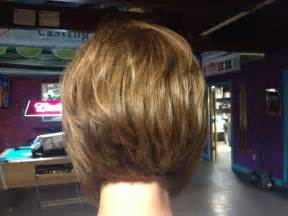 stacked angled bob haircut pictures short stacked haircut hairstyles ideas