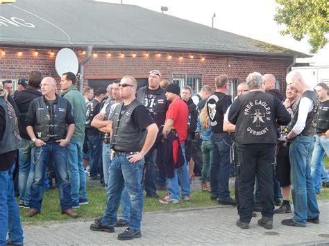 Motorradclub Owl by Party Nachz 252 Gler Free Eagles Mc Wilhelmshaven Bikes