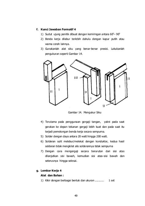 Daun Gergaji Teknologi Bengkel Elektronika