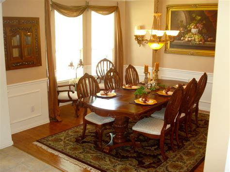 formal dining room designs for special dining atmosphere
