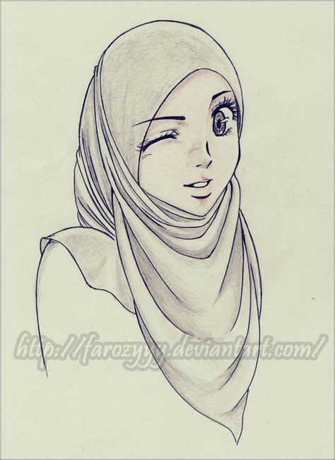 tutorial sketchbook kartun 196 best images about hijab cartoon on pinterest muslim