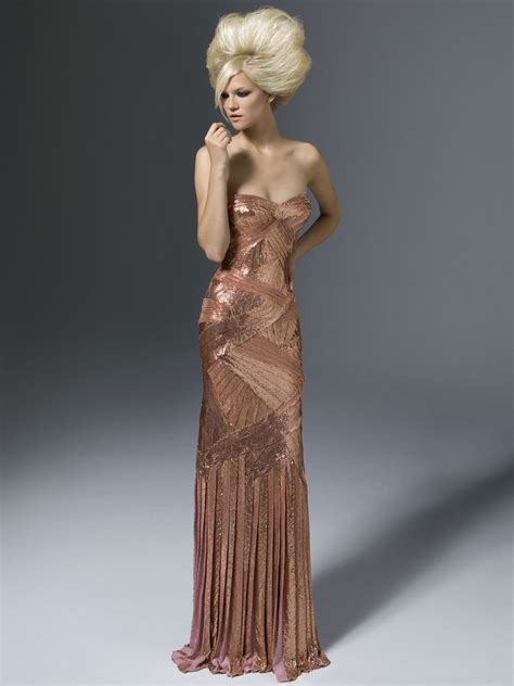Atelier Versace Wedding Dresses by Atelier Versace Ready To Wear Collection 2012 13