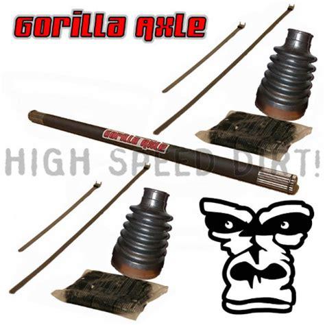 exle cv for bar work yamaha rhino 450 660 04 07 rt rr gorilla axl boots