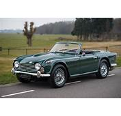 TRIUMPH TR5 JUST 1786 PRODUCED – Houtkamp Classic Cars
